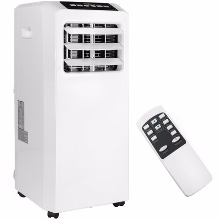 Ensue 8000 BTU 4in1 Air Conditioner Remote Dehumidifier Cooler Only $249.93