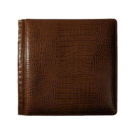 Raika NI 102 BROWN 4in. x 6in. Photo Album Single - Brown