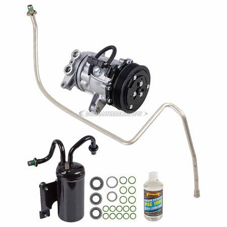AC Compressor w/ A/C Repair Kit For Dodge Ram 1500 2003 Dodge Intrepid Ac Compressor