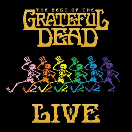 Best Of The Grateful Dead Live: 1969-1977 (CD)