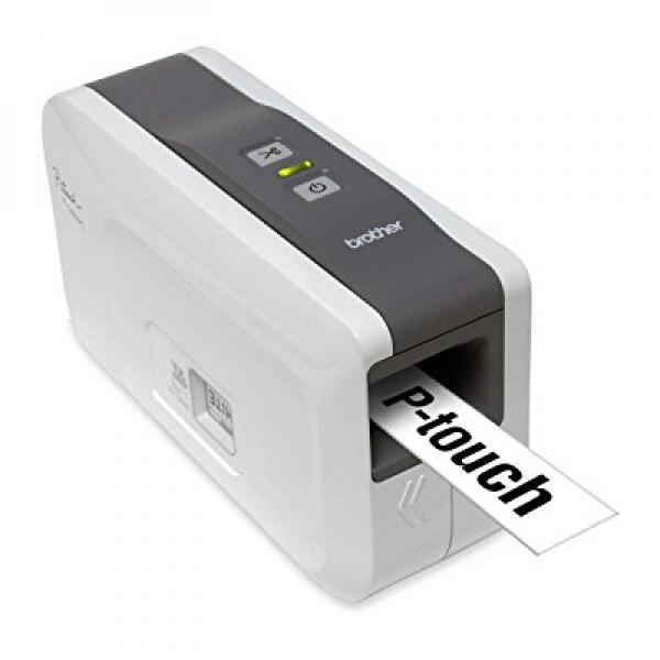 Brother PC-Connectable Label Maker with Auto Cutter (PT-2430PC) by