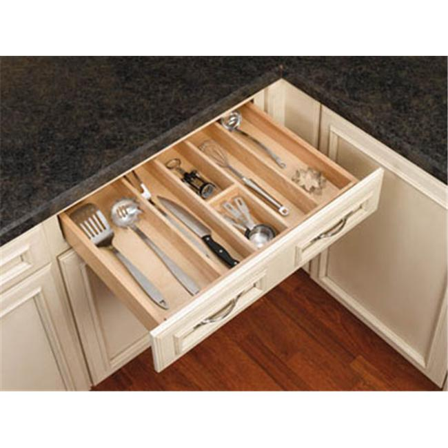 Rev-A-Shelf Wood Utility Tray Insert