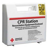 FIRST AID ONLY 9145-RC-RHGR CPR Kit, Corrugate Case, Bulk, 17 Pcs.