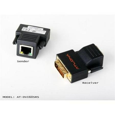 Atlona AT-DVI60SRS Atlona Passive DVI Extenders Over single Cat5/6/7 ()
