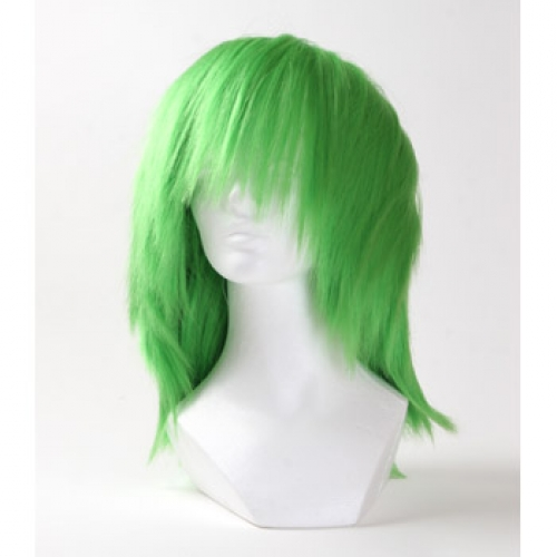 Morris Silly Boy Deluxe Wig - Green