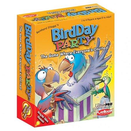 Playroom Entertainment PLE78200 Birdday Party Board Games