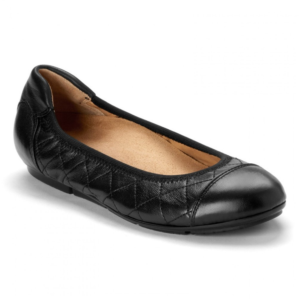 Women's Vionic with Orthaheel Technology Ava Ballet Flat
