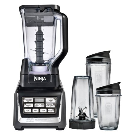 Ninja Blender Duo With Auto Iq And Nutrininja Cups  Bl642