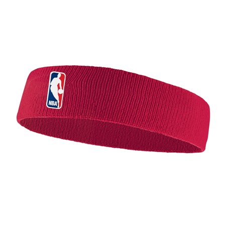 NBA Nike Headband - Red - No Size (Workout Headbands Nike)