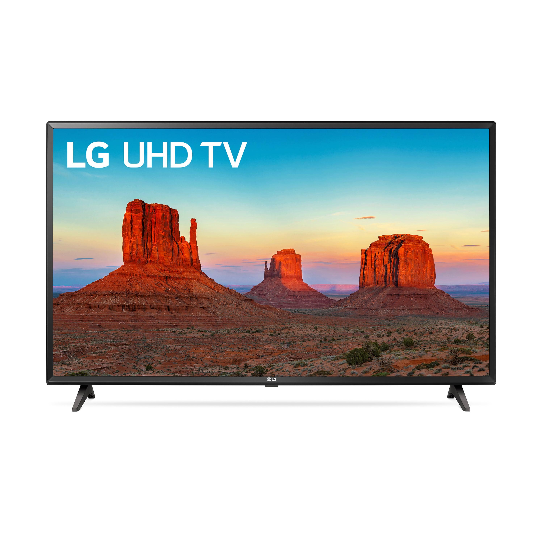 "LG 43"" Class 4K (2160) HDR Smart LED UHD TV 43UK6090PUA"