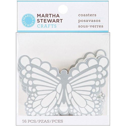 Martha Stewart Crafts Doily Lace Butterf