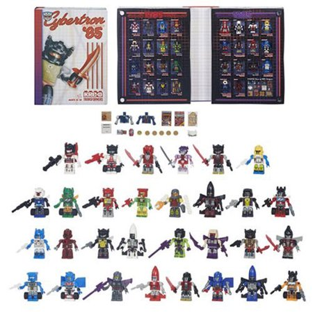 - Transformers Kre-O Cybertron Class of 1985 (Convention Exclusive) Mini Figures