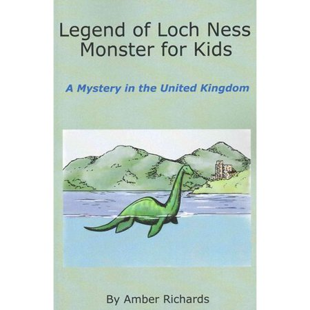 Legend Of Loch Ness Monster For Kids  A Mystery In The United Kingdom