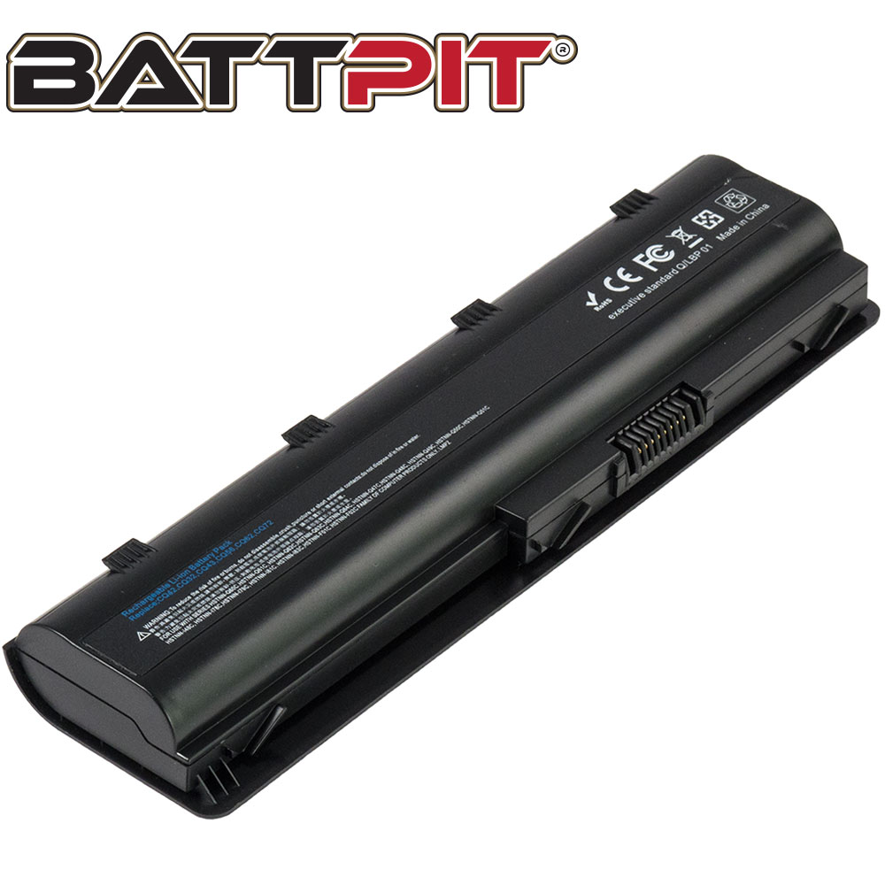 BattPit: Laptop Battery Replacement for HP Pavilion g4-1015tu 586007-001 HSTNN-DB0X HSTNN-LB10 HSTNN-XB1E MU06055XL