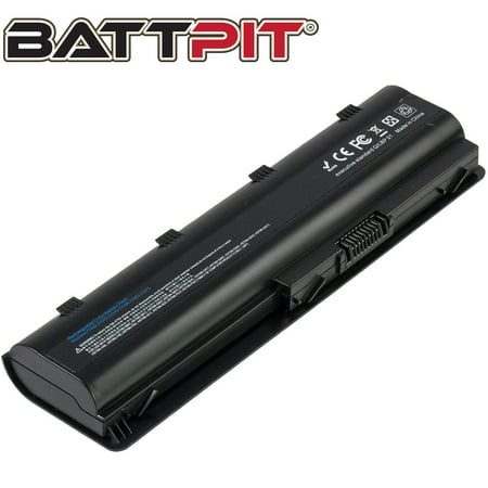 BattPit: Laptop Battery Replacement for HP Pavilion g6-1013sa 586007-121 HSTNN-E06C HSTNN-IB1F HSTNN-Q49C WD548AA