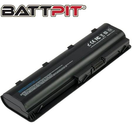 BattPit: Laptop Battery Replacement for Compaq Presario CQ42-170TX 586006-121 HSTNN-178C HSTNN-LB0W MU06 NBP6A174