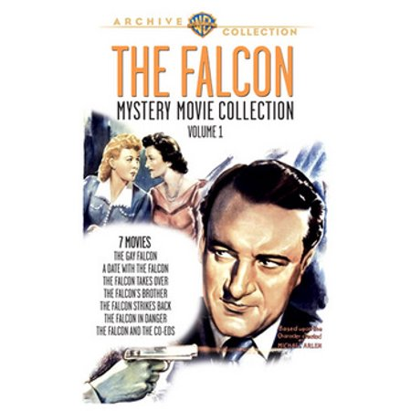 The Falcon Mystery Movie Collection Volume 1 (DVD) ()