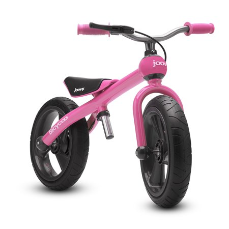 Joovy Bicycoo Pedal-less Toddler Balance Bike Balance, Without the Training Wheels, (Bike Without Pedals)