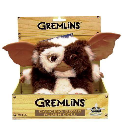 Gremlins Dancing Gizmo Plush Toy, Stuffed Animals by NECA