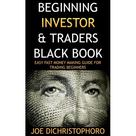 Beginning Investor & Traders Black Book - eBook