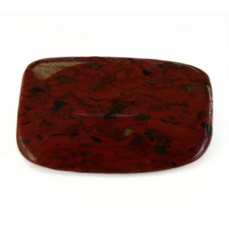 Brecciated Red Jasper Tumbled Polished Natural Stone