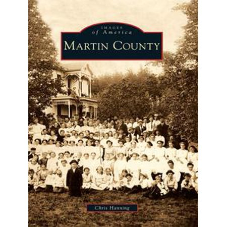 Martin County - eBook (Halloween Martin County)