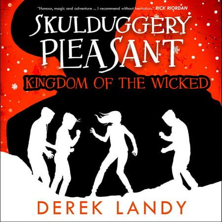 Kingdom of the Wicked (Skulduggery Pleasant, Book 7) -