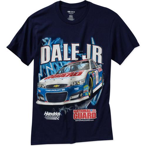 NASCAR Men's Dale Earnhardt Jr. National Guard Graphic Short-Sleeve Tee