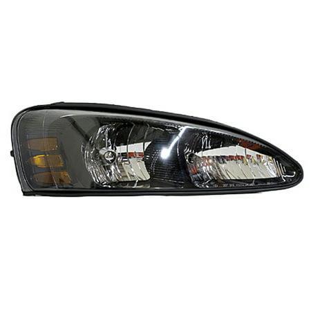 GM2503227 NSF Right Headlamp Assembly Composite for 04-08 Pontiac Grand