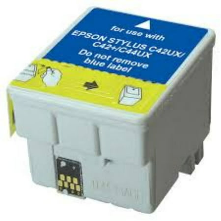 - AIM Remanufactured Replacement - Remanufactured Stylus C42/44/46 Color Cleaning Cartridge (T037201-US) - Generic