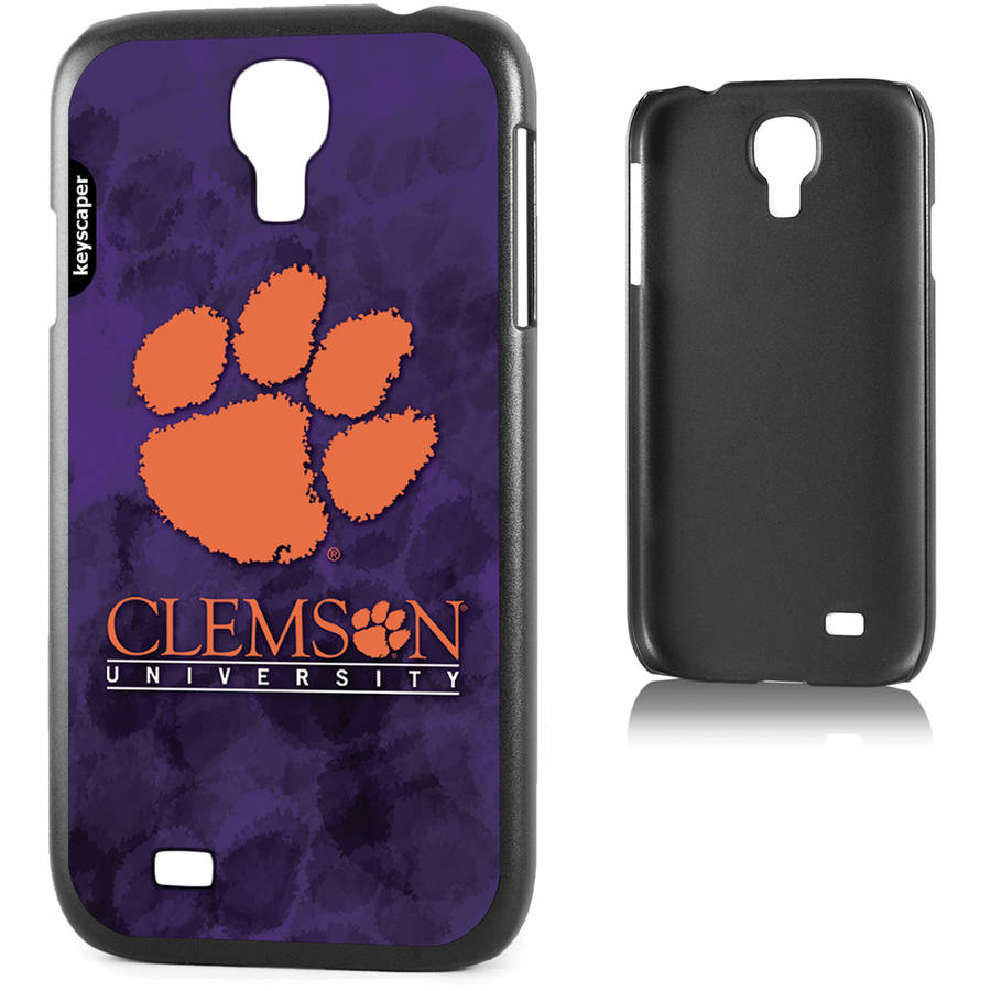 Clemson Tigers Galaxy S4 Slim Case