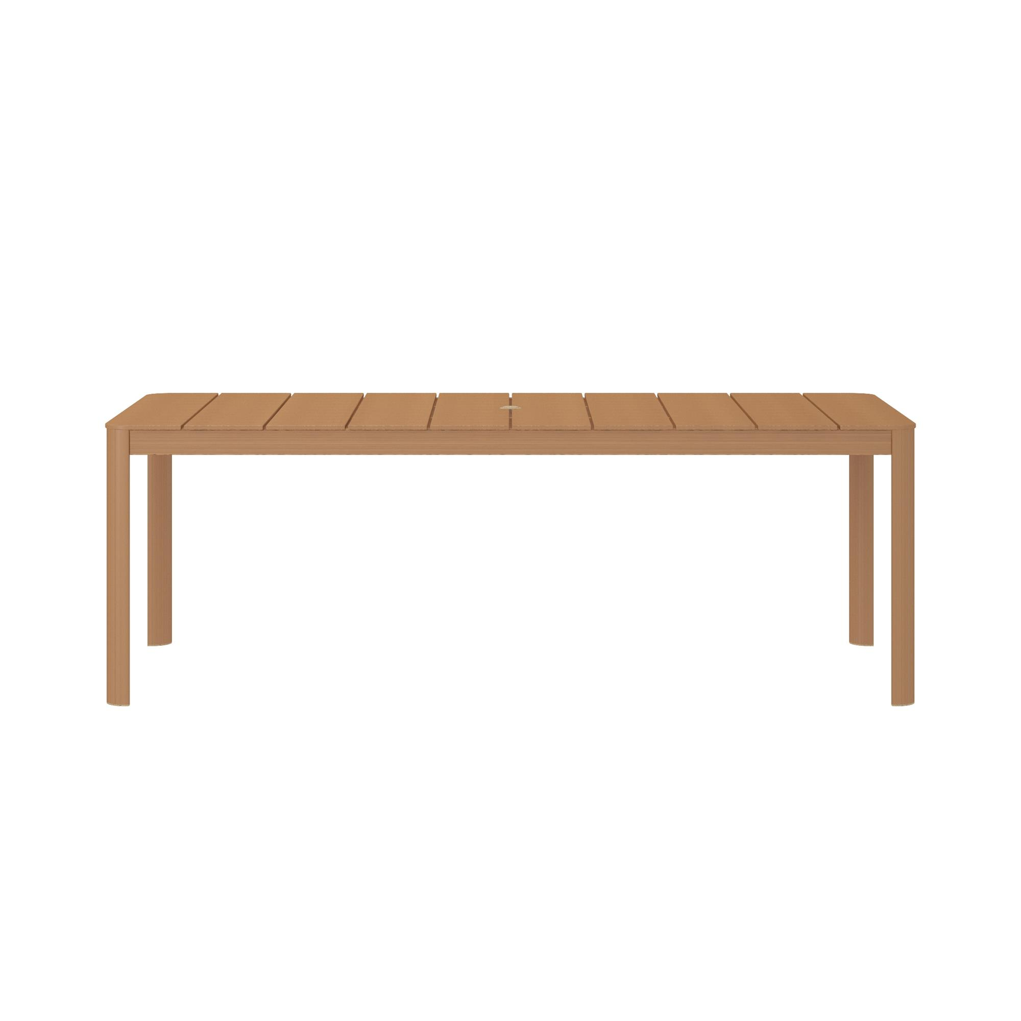 Extra Large Patio Dining Table