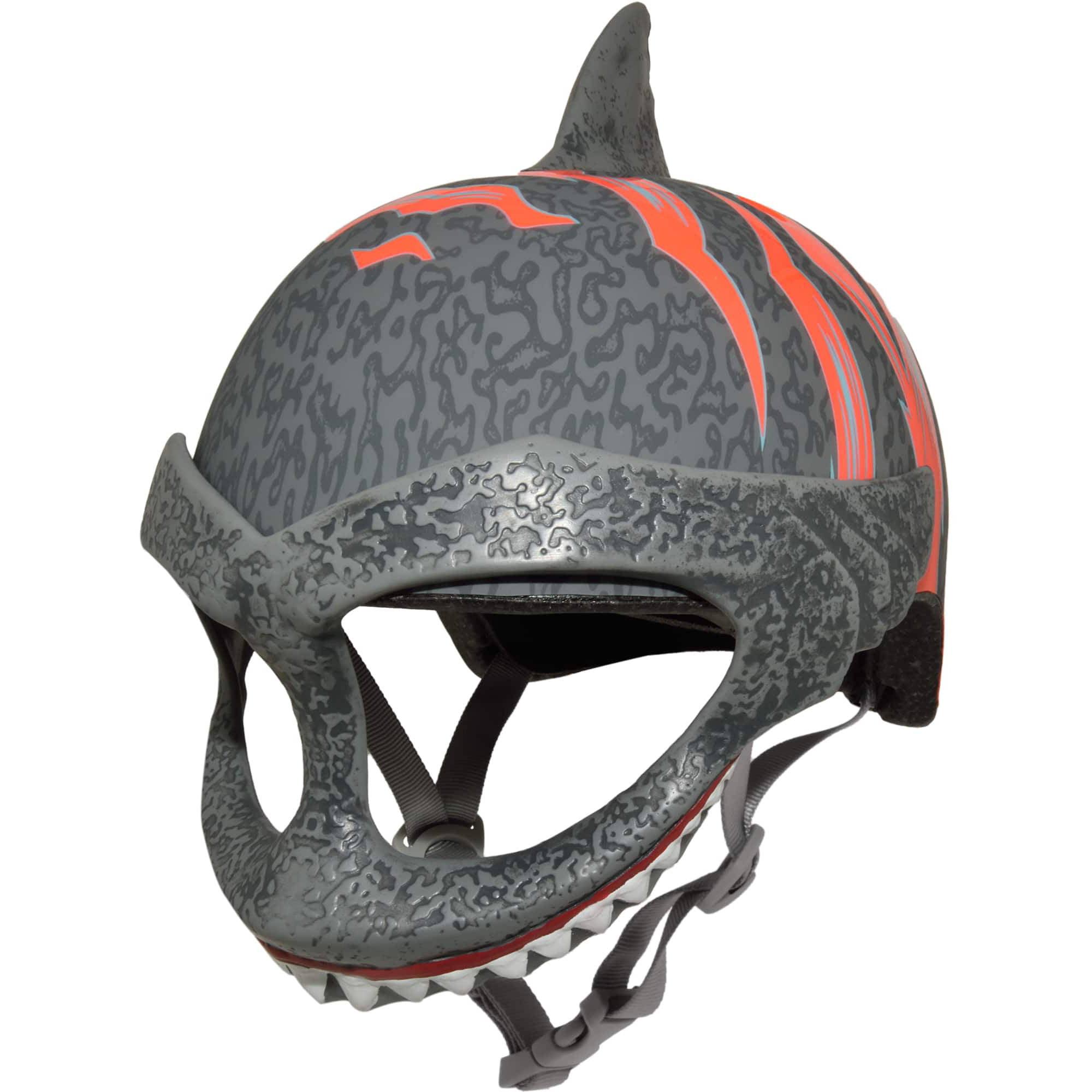 Raskullz Shark Mask Bike Helmet, Child 5+ (50-54cm)