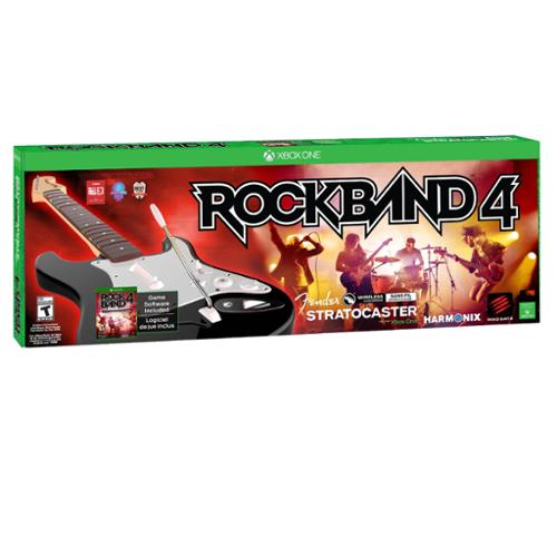 Rock Band 4 Guitar And Software Bundle Xb1 (Mad Catz)