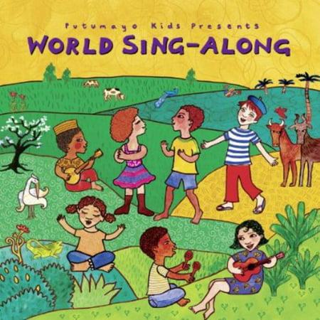 Putumayo Kids Presents World Sing Along (CD)