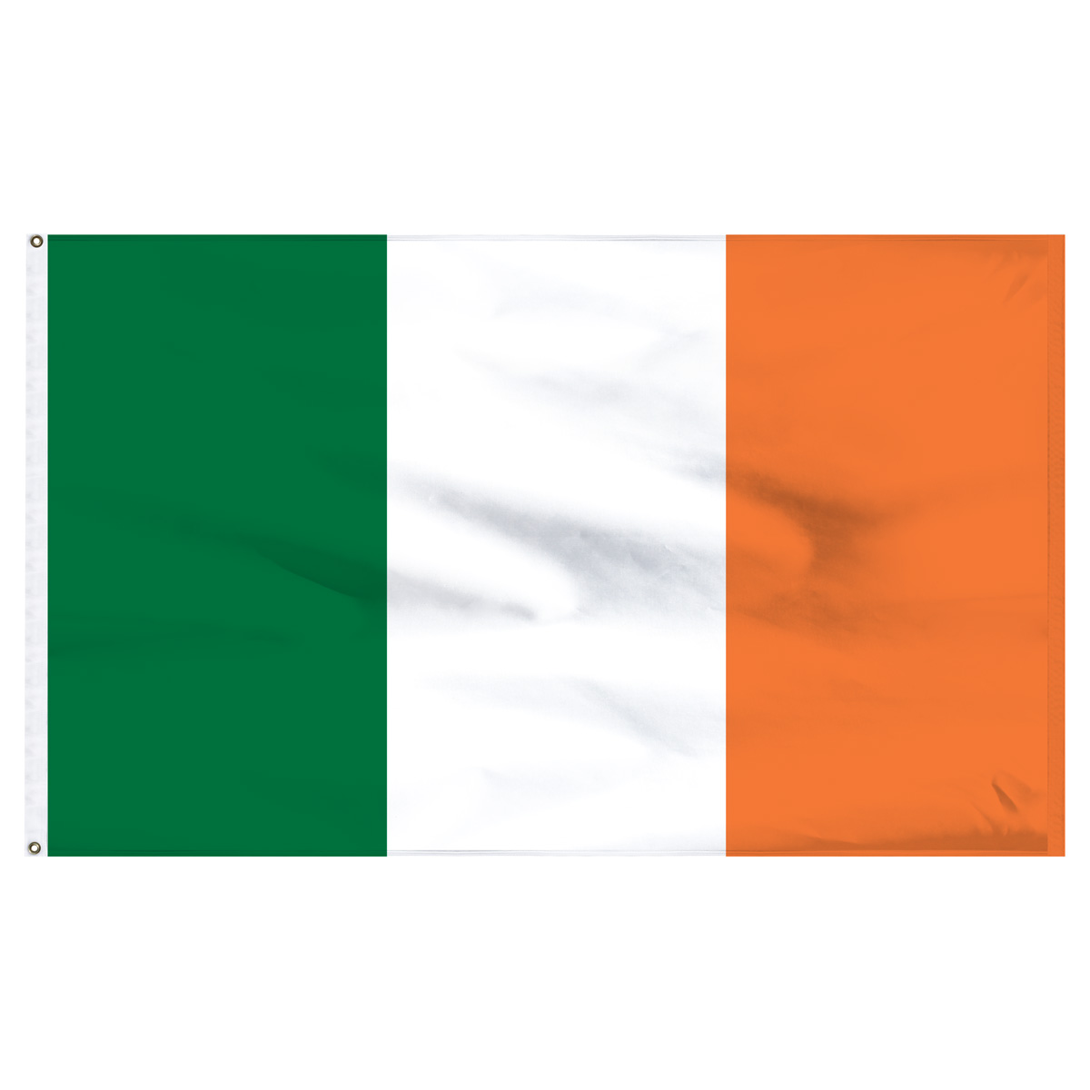 Irish Flag 4ft x 6ft Nylon