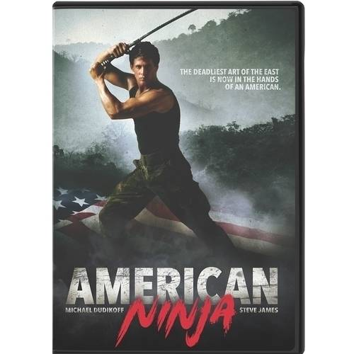 American Ninja by Olive Films