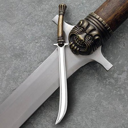 Conan the Barbarian Valeria's Sword Letter Opener
