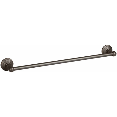 "Design House 538405 Calisto 24"" Towel Bar, Oil Rubbed Bronze Finish by Generic"