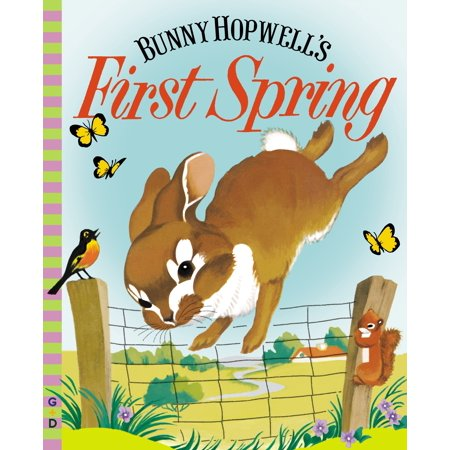 Spring Bunny - Bunny Hopwell's First Spring