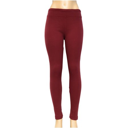 Cotton Spandex Knit Pants - Cotton Spandex Rib Knit Legging Pant