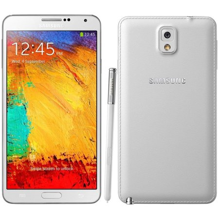 Galaxy Note 3 Samsung SM-N900A 32GB AT&T GSM Unlocked Smartphone - Classic White](cheapest note 3 deals)