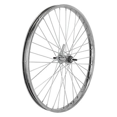 Wheel Rear 26X2.125 Stl Cp 36 Kt Cb 110Mm 12Gucp Mountain Bike Rear Wheel