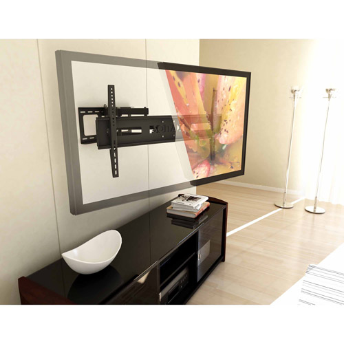 """Sonax E-0312-MP Full Motion Flat Panel Wall Mount for 37"""" - 70"""" TVs"""