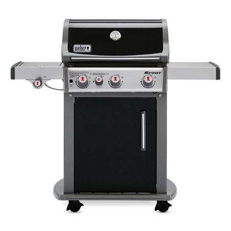 Weber Spirit E-330 Lp Gas Grill Black ()