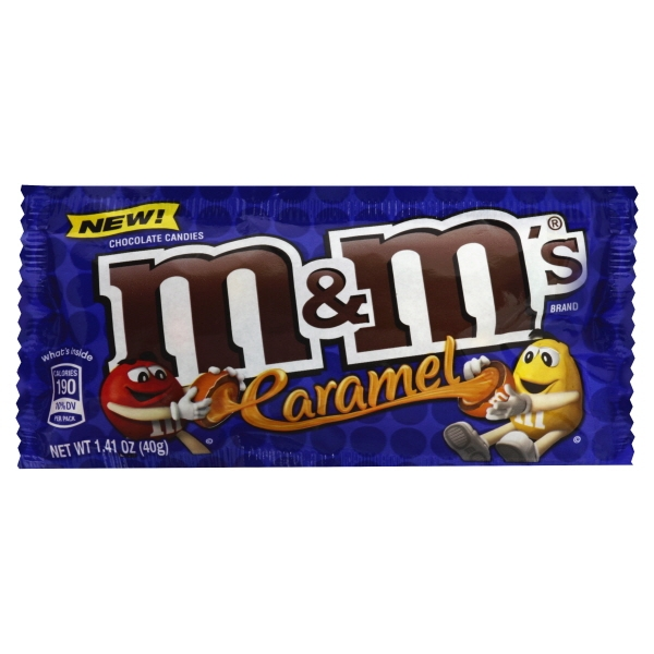 Mars North America M & M  Chocolate Candies, 1.41 oz