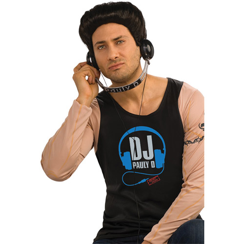 Pauly D Headphone Halloween Accessory