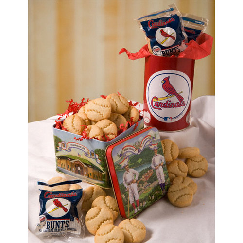 MLB - St. Louis Cardinals Short Stop Cookie Gift Tower