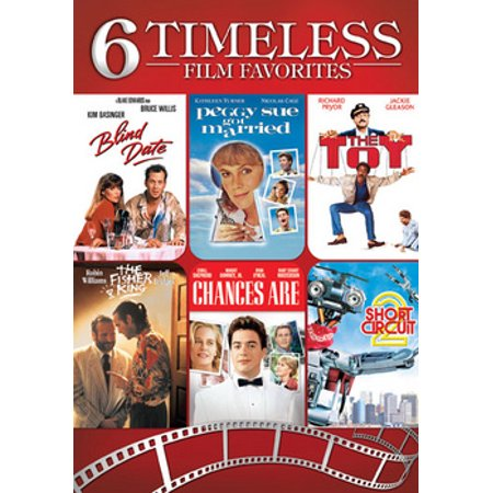 Timeless Film Favorites: 6 Great Movies (DVD)](Filme Halloween 6)