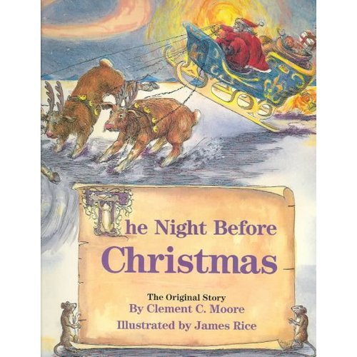 The Night Before Christmas: The Original Story